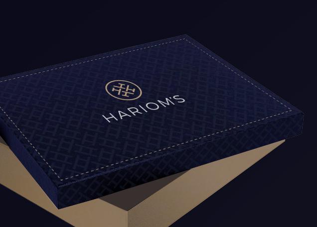 harioms tailor box