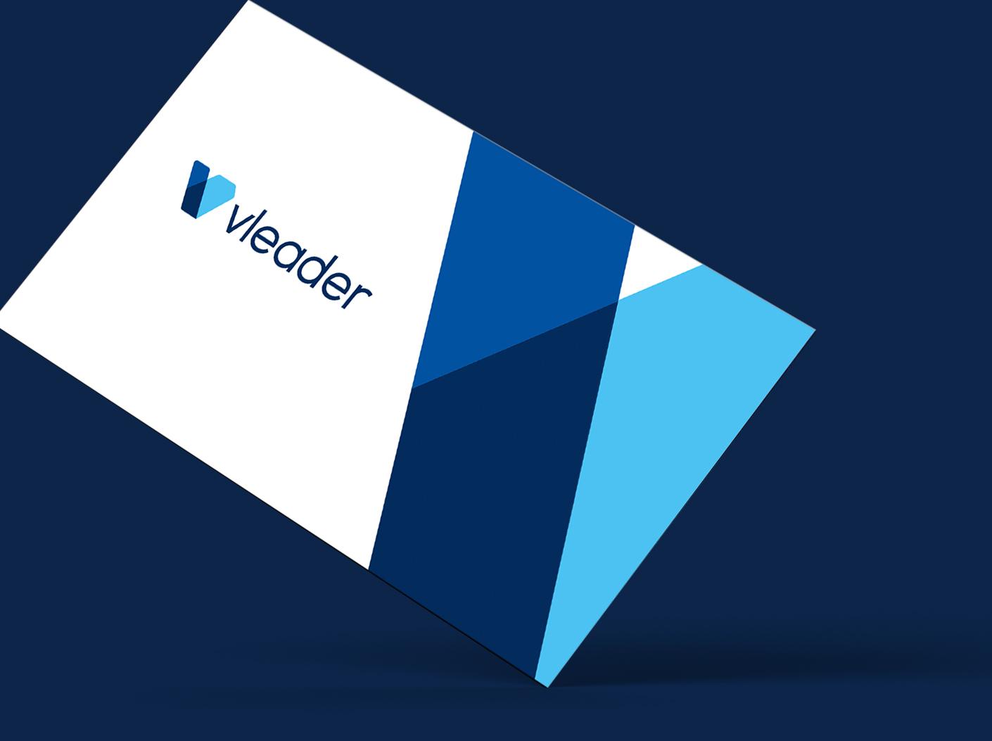 vleader business cards